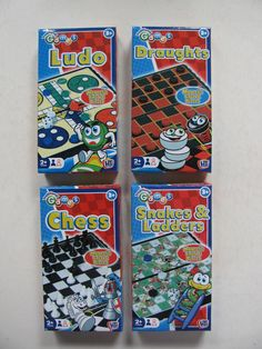 Mini magnetic #travel #games snakes & ladders chess #draughts ludo fun on the mov,  View more on the LINK: http://www.zeppy.io/product/gb/2/282214662846/