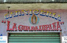 Carniceria La Guadalupana Oaxaca (Ilhuicamina) Tags: signs mexican guadalupe…