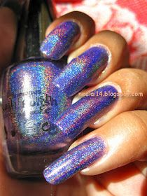this is just a late post for my holo week hehehe! Sun says hello to me early this morning hehe! Holographic Nail Polish, Hello To Myself, Claws, Makeup, Make Up, Beauty Makeup, Bronzer Makeup