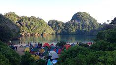 camp sempu island