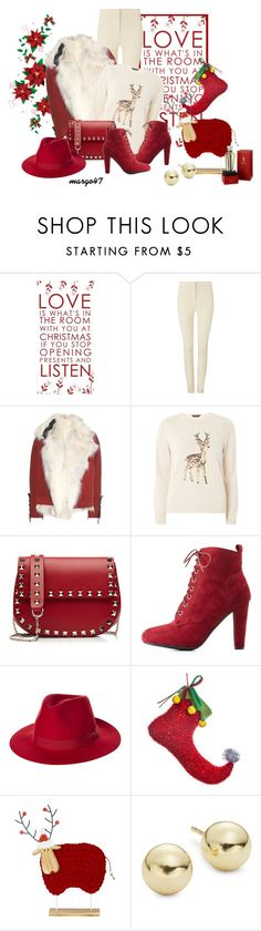 """""""zima"""" by margo47 ❤ liked on Polyvore featuring Phase Eight, Anthony Vaccarello, Dorothy Perkins, Valentino, Wild Diva, Brixton, John Lewis, Lord & Taylor and Cartier"""