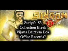 ✅Suriya's S3 Collection Break Vijay's Bairavaa Box Office Records? | Tamil Cinema NewsSuriya's S3 Collection Break Vijay's Bairavaa Box Office Records? | Tamil Cinema News | Kollywood News Singam 3 Boxoffice Collection Will Cross 200 Cr... Check more at http://tamil.swengen.com/%e2%9c%85suriyas-s3-collection-break-vijays-bairavaa-box-office-records-tamil-cinema-news/