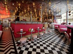 Infamous is Manchester's first all American diner serving up classic, homemade eats in the Northern Quarter. I Love Manchester, Manchester Travel, Manchester City Centre, Restaurant Design, Restaurant Bar, Diner Aesthetic, British Travel, Retro Diner, American Diner