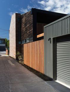 A Modern Geometric Home in Northcote   Dwell