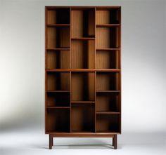peter hvidt teak bookshelf c1960 bookshelf furniture design