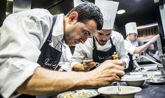 The secret to a 'ten' paella? The prestigious Valencian chef Ricard Camarena tells us about his