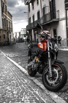 Yamaha mt-03 by Pierfrancesco Bruno on 500px