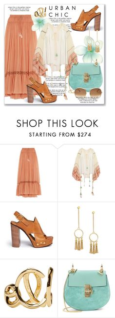 """""""My Mood Today"""" by lidia-solymosi ❤ liked on Polyvore featuring Chloé"""