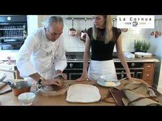 ▶ Menu réveillon La Cornue - Filet de boeuf en brioche - YouTube