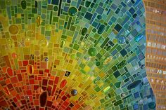 Mosaic artist Sonia King creates one-of-a-kind, contemporary mosaics for gallery, architectural, community and home settings. Her award-winning art is exhi