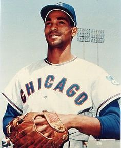 This Day In MLB History: 1970 - Billy Williams (Chicago Cubs) became the first National League player to play in 1,000 straight games.  keepinitrealsports.tumblr.com  keepinitrealsports.wordpress.com