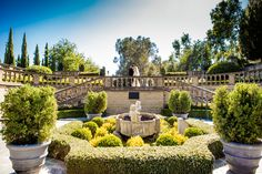 Greystone Mansion in Beverly Hills, CA