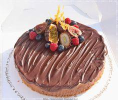 Tones kaker og andre søte saker: Farlig farlig til en konfirmasjon ;)