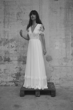 La nouvelle collection de robes de mariee Elise Hameau mariage bridal 2017 3