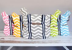 Chevron Tote $15.99, down from $69.99! (Diaper or Travel Bag) http://becomeacouponqueen.com