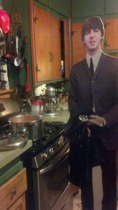 When your boyfriend cooks you dinner <3