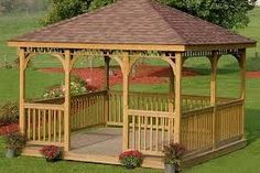 Pergola Plans Pergola Plans Plans Plans attached to house Plans design Plans diy Plans how to build Plans roofs Plans step by step Pergola Plans Image detail for -DIY - Wooden Gazebo Plans Garden Gazebo Build a Gazebo Gazebo Canopy, Backyard Gazebo, Garden Gazebo, Small Gazebo, Small Patio, Backyard Projects, Outdoor Projects, Diy Projects, Wooden Gazebo Plans
