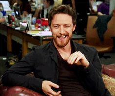 lprock ... I'M REAL, never like this before — swellfishy: James McAvoy at HUFFPOST LIVE Q&A