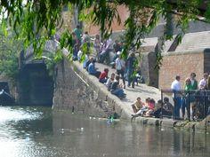 regents canal, Camden Town