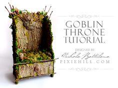Pixie Hill: The Goblin Throne