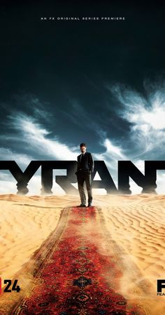Tyrant 2014–... - Adam Rayner, Jennifer Finnigan, Ashraf Barhom, Noah Silver, Anne Winters