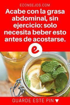 Sin ejercicio | Acabe con la grasa abdominal, sin ejercicio: solo necesita beber esto antes de acostarse. | Acabe con la grasa abdominal, sin ejercicio: solo necesita beber esto antes de acostarse.