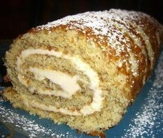 Photos Of Yummy Banana Cake Roll Recipe - http://Food.com - 326535 for more about seo in lahore visit:
