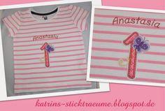 T-Shirt Anastasia 1