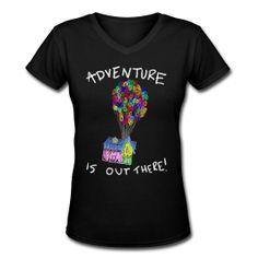 I LOVE THIS!!!!!!!!!!   Adventure V-Neck ~ 617