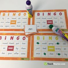 Dolch Sight Word Bingo – Year 1 image