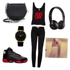 """""""A outfit my fren would look cute in"""" by daesiaj on Polyvore"""