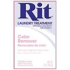 rit dye instructions washing machine
