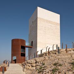 Restauração de uma torre em Huercal-Overa  / Castillo Miras Arquitectos