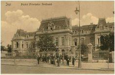 iasul vechi - Căutare Google Old Photography, Bucharest, Old Photos, Places To Visit, Survival, Louvre, Ferdinand, Architecture, Building