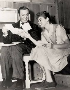 """""""Gaslight"""" 1944: """"In her autobiography, Ingrid Bergman called Charles Boyer the most intelligent actor she ever worked with and one of the nicest. """"He was widely read and well educated, and so different,"""" she wrote."""""""