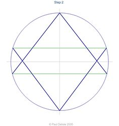 How to Draw a Sri Yantra