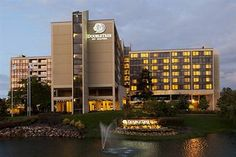 Double Tree Hotels are my favorite hotel and would definitely be my top choice for prom.