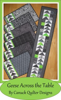 Canuck Quilter: PDF Patterns for Sale