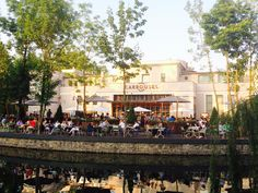 Terasa Carrousel-Cluj - Sensio