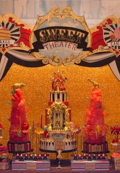 Exquisite Wedding Cakes by Cake Opera Co. - Mon Cheri Bridals