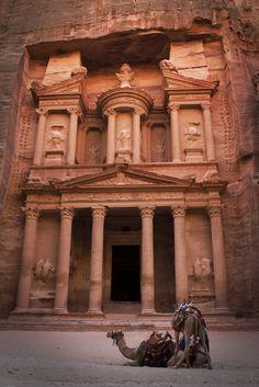 Ruins of Petra, Jordan