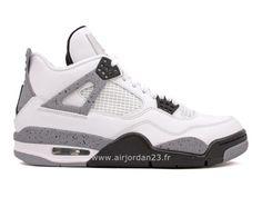 Air Jordan 4 Retro - Basket Jordan Chaussure Pour Homme Ballon Basket Jordan 707ab94b5ce2