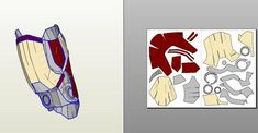 Click image for larger version. Name: Views: 4625 Size: KB ID: 205069 Iron Man Suit, Iron Man Armor, Batman Mask Template, Iron Heart Marvel, Cardboard Crafts, Paper Crafts, How To Make Iron, Iron Man Fan Art, Post Apocalyptic Fashion