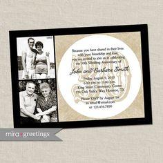 30th Anniversary Invitation  Pearl Wedding by miragreetings, $16.00