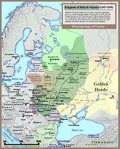 Kingdom of Galicia–Volhynia - Wikipedia, the free encyclopedia