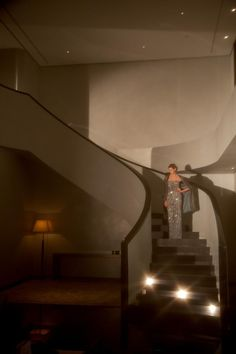 Vanessa Hessler in Giorgio Armani by Peppe Tortora for Grey Magazine