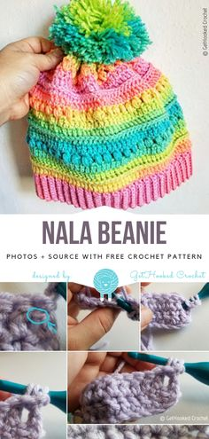 375 Best Crochet- Baby and Child Hats images in 2019  5e2749ea3471