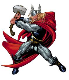 The Mighty Thor - Mike Deodato Jr.
