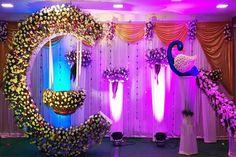 "Naming Ceremony Decoration or Cradle Ceremony Decoration planners, organizers, and decorators in Pune. Naming Ceremony is also known as ""Cradle"" and in Marathi ""Barse"" or ""Namkaran Sohala"".Sukanya Events have tremendous naming ceremony decorations. Naming Ceremony Decoration, Wedding Stage Decorations, Backdrop Decorations, Baby Shower Decorations, Flower Decorations, Marriage Decoration, Backdrops, Cradle Decoration, Naming Ceremony Invitation"