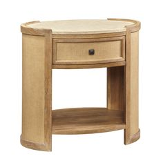 Shop A.R.T. Furniture  192142-2303 Ventura Oval Nightstand at ATG Stores. Browse our nightstands, all with free shipping and best price guaranteed.